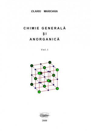 Chimie generală și anorganică. Vol.1