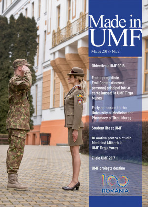 Revista MADE in UMF Nr.2 martie 2018