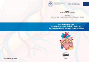 Reconstrucţia ventriculului stâng pentru anevrism post-infarct miocardic