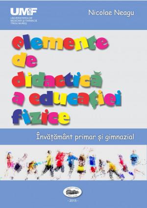 ELEMENTE DE DIDACTICA A EDUCATIEI FIZICE