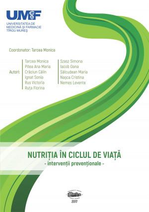 Nutriția în ciclul de viață - intervenții prevenționale