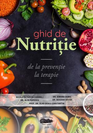 GHID DE NUTRIȚIE - de la prevenție la terapie (print color)