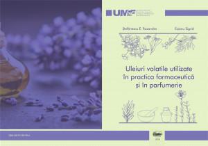 Uleiuri volatile utilizate în practica farmaceutică și în parfumerie (var. color)