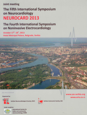 Scientific programme & Book of Abstracts-Neurocard 2013