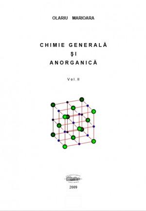 Chimie generală și anorganică. Vol.2