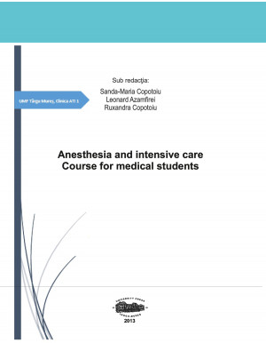 ANESTHESIA AND INTENSIVE CARE