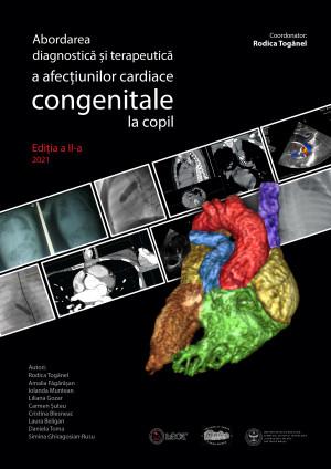 Abordarea diagnostică şi terapeutică a afecţiunilor cardiace congenitale la copil (ediția a II-a), COLOR
