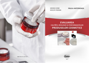Evaluarea calității, reologiei și performanțelor produselor cosmetice (var. alb-negru)