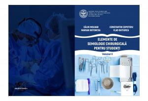 Elemente de semiologie chirurgicală pentru studenți, volumul II