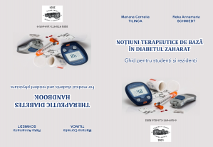 Noţiuni terapeutice de bază în diabetul zaharat / Therapeutic diabetes handbook (RO-EN book)