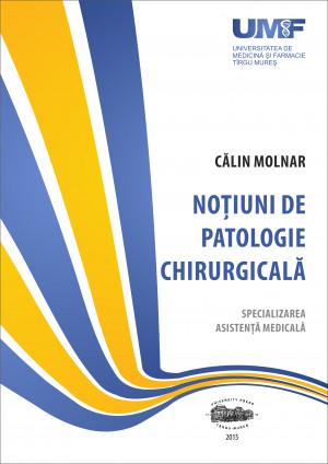 NOTIUNI DE PATOLOGIE CHIRURGICALA-ASISTENTA MEDICALA