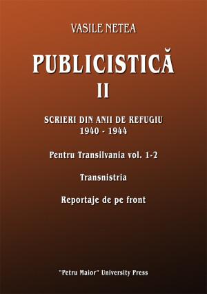 Vasile Netea. Publicistică II