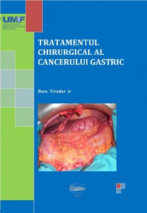TRATAMENTUL CHIRURGICAL AL CANCERULUI GASTRIC  (alb-negru)
