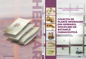 Colecţia de plante inferioare din herbarul disciplinei de botanică farmaceutică. Facultatea de Farmacie, UMFST G.E. Palade Târgu Mureş